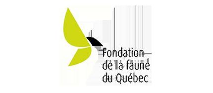 Logo de la fondation de la faune du quebec